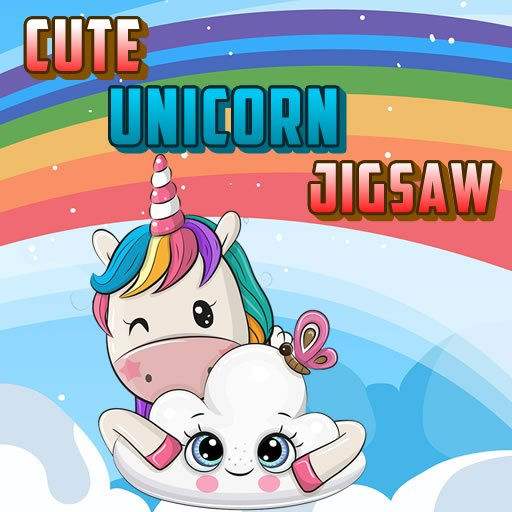 Cute Unicorn Jigsaw