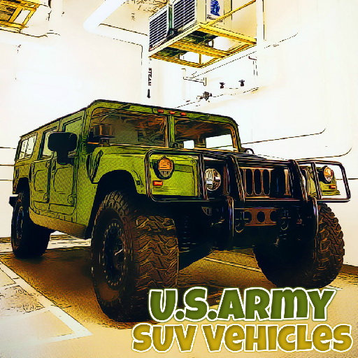 U.S.Army SUV Vehicles