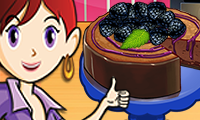 Berry Cheesecake: Sara's Cooking Class